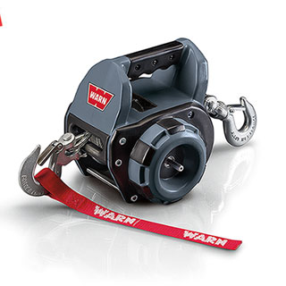 Drill-Powered Portable Winch